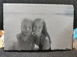 Laser engraving of halftones. How to do a laser print of a beautiful photo.