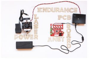 Getting started with Endurance lasers