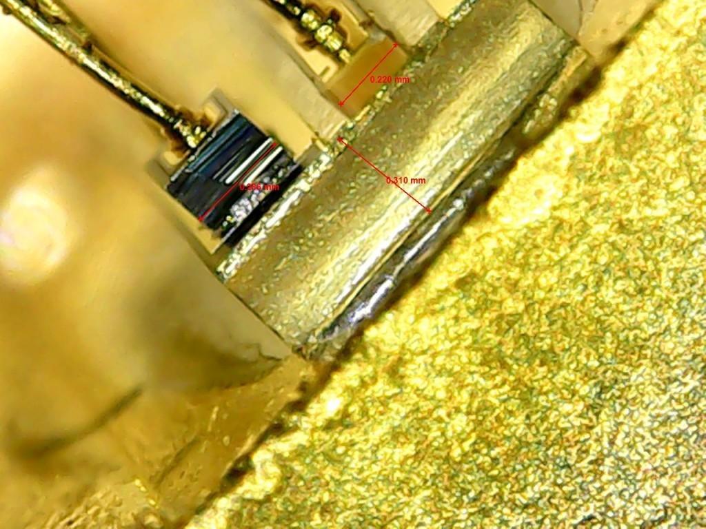 Inside the laser diode (NICHIA NUBM44 / NUBM47)