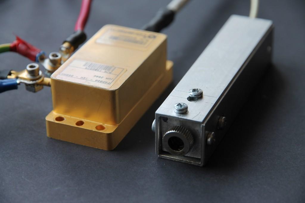 2 x 10 = 20 watt Endurance laser