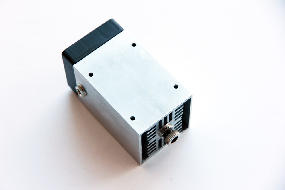 "The Endurance 10 Watt (10000 mW) laser ""Invincible"" module (add-on) with 445 nm wavelength for any 3D printer / CNC machine"