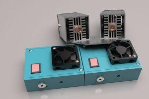 Endurance 15 watt DUOS laser beam DIY upgrade kit