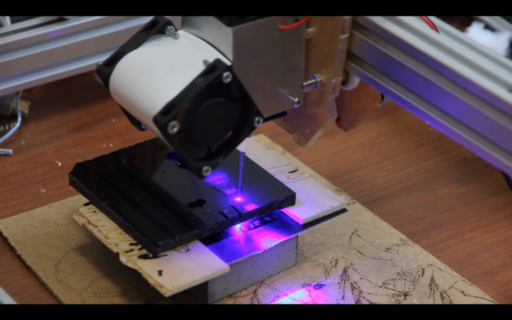 How to make a beautiful laser engraving on acrylic and glass