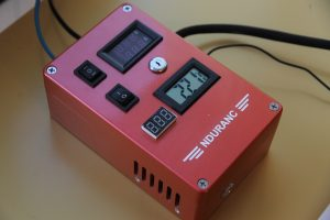 An Endurance laser box ver 2.0 with Mo2 PCB
