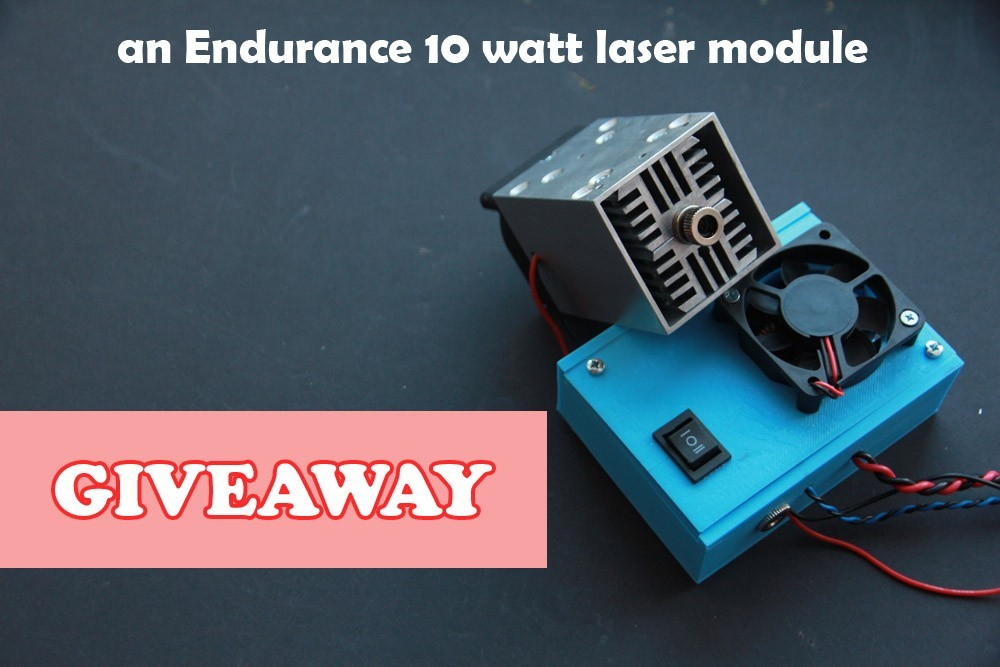 An Endurance 9-th giveaway - the winner is announced! (A real story by a real man)