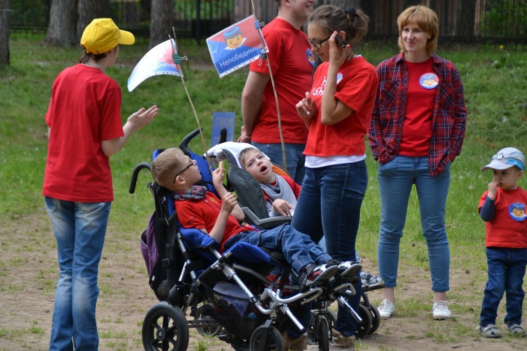 """Our charity initiative for """"Children-Angels-Smolensk"""" with new pictures. Winners of 3 lasers are announced"""