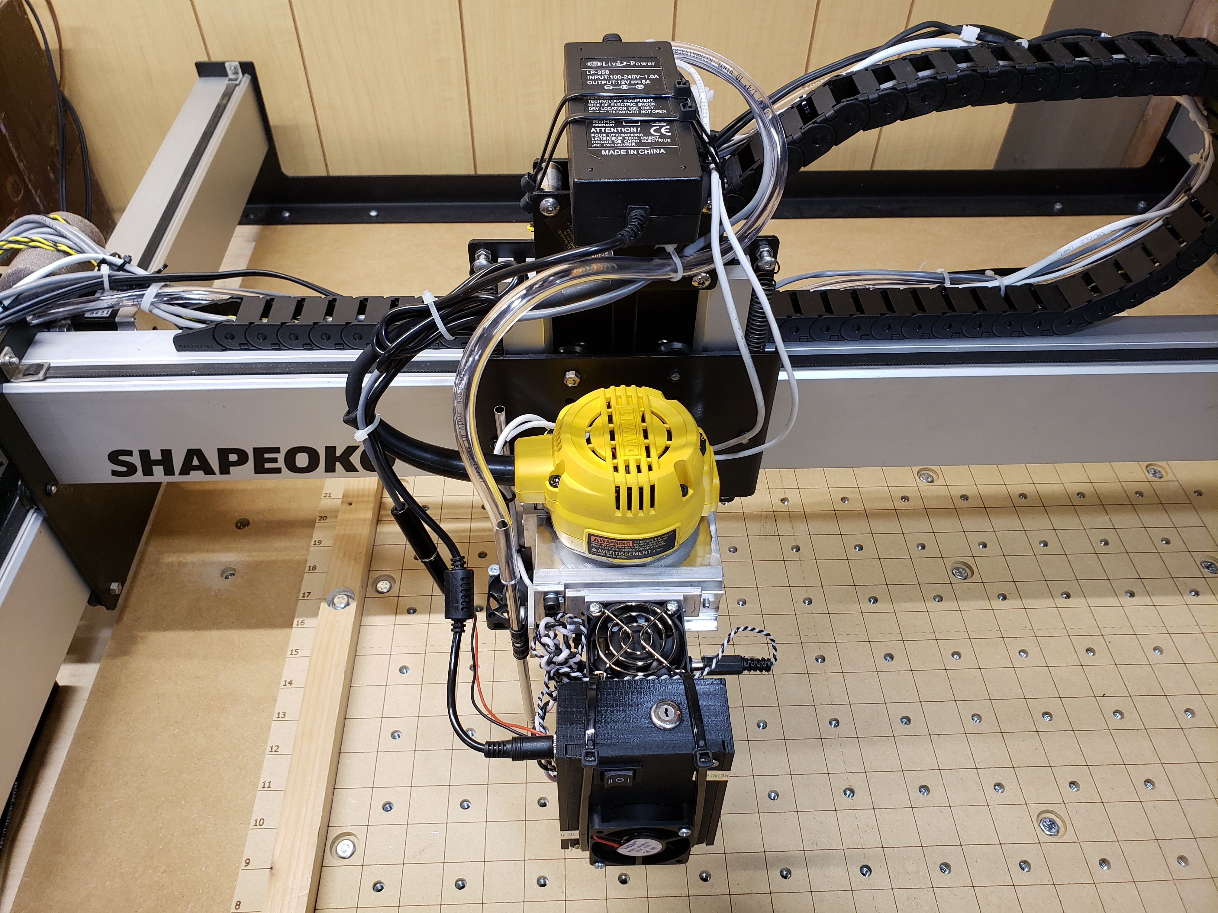 Getting started with an Endurance 10 watt laser and Shapeoko XXL 3 CNC machine