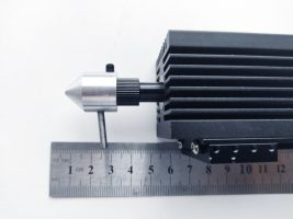 An Endurance laser air nozzle: ver 1.0 / ver 2.0 (fully open-source). Make your laser cutting fast and accurate!