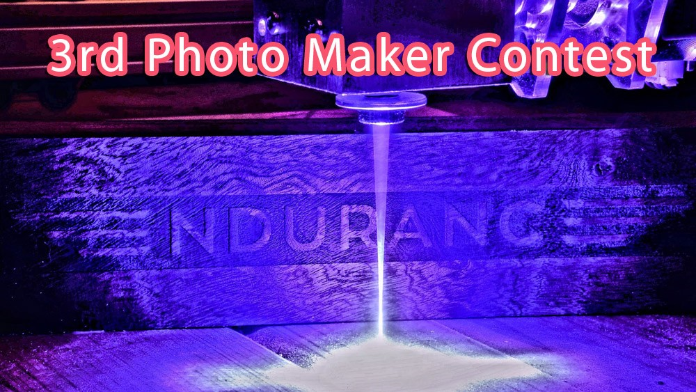 An Endurance Lasers 3-rd Photo Maker Contest (winners announcement)