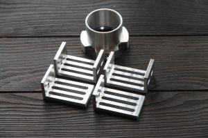 Universal laser mounting brackets