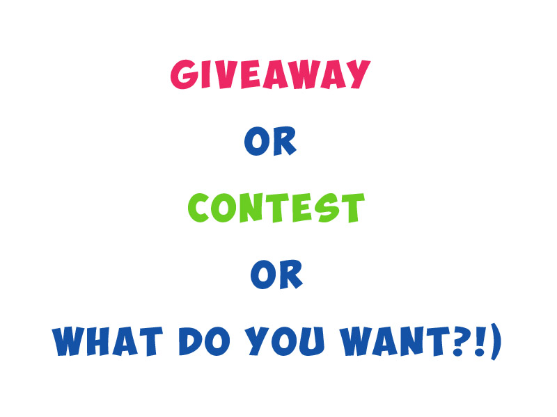 What is a next contest would you like to participate in?