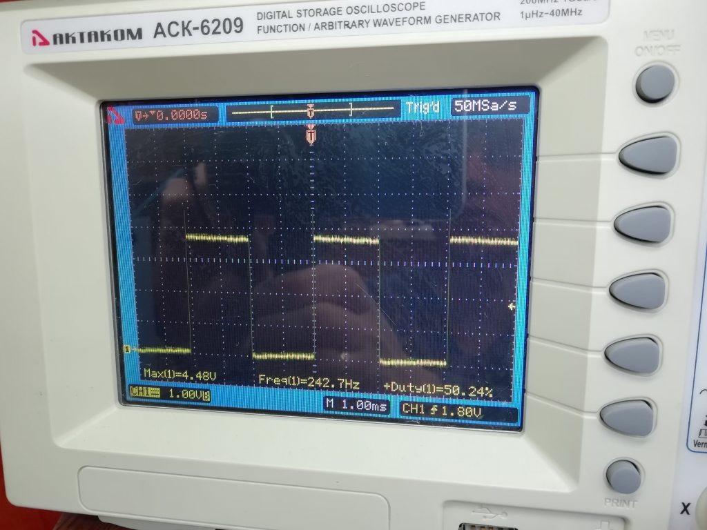 Testing of a different laser drivers from eBay