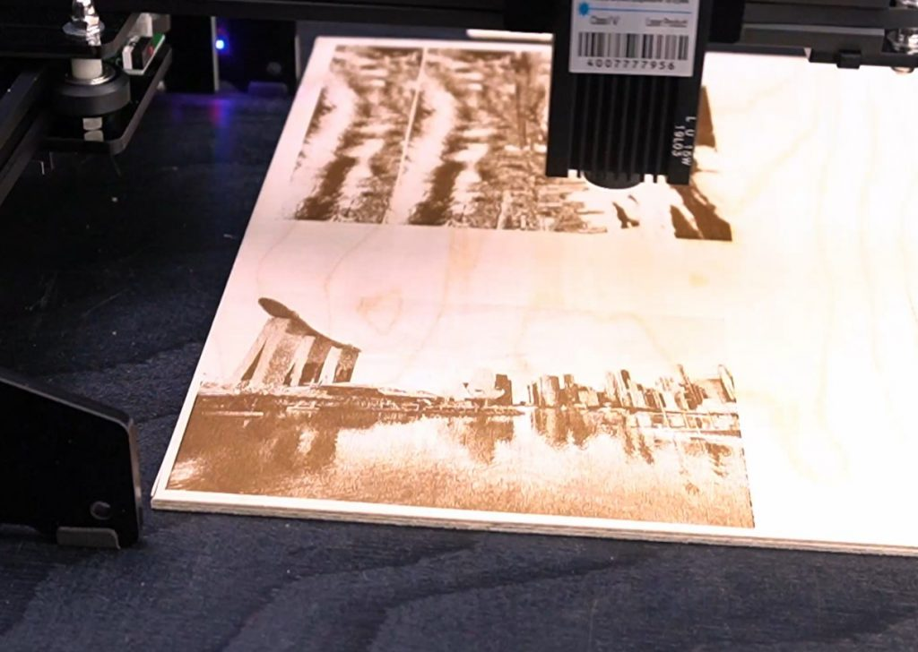 """Chinese """"15W"""" Laser Engraver Review"""