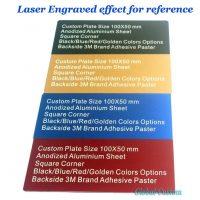 Laser beam focusing with a digital microscope camera