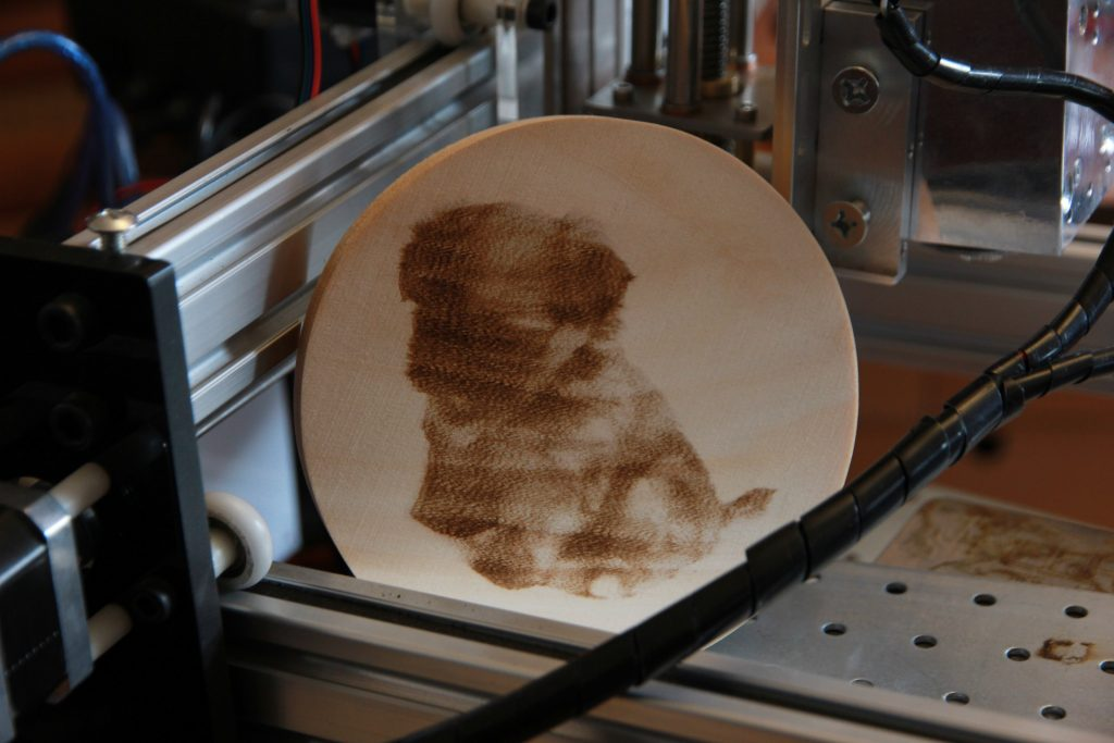 All you need to know about photo laser engraving: testing your board and your firmware