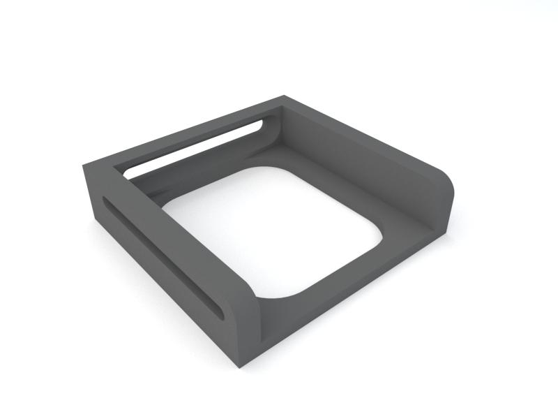 Additional laser mounts (STLs, 3D models, images)