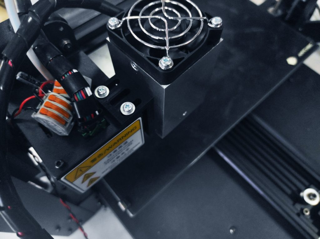 Anycubic laser attachment