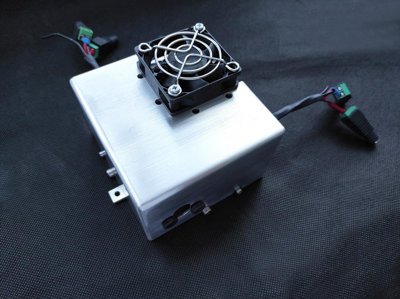 Dual laser system. 15 watt (15 000 mW) of an optical laser power. Laser head for your 3D printer / CNC machine