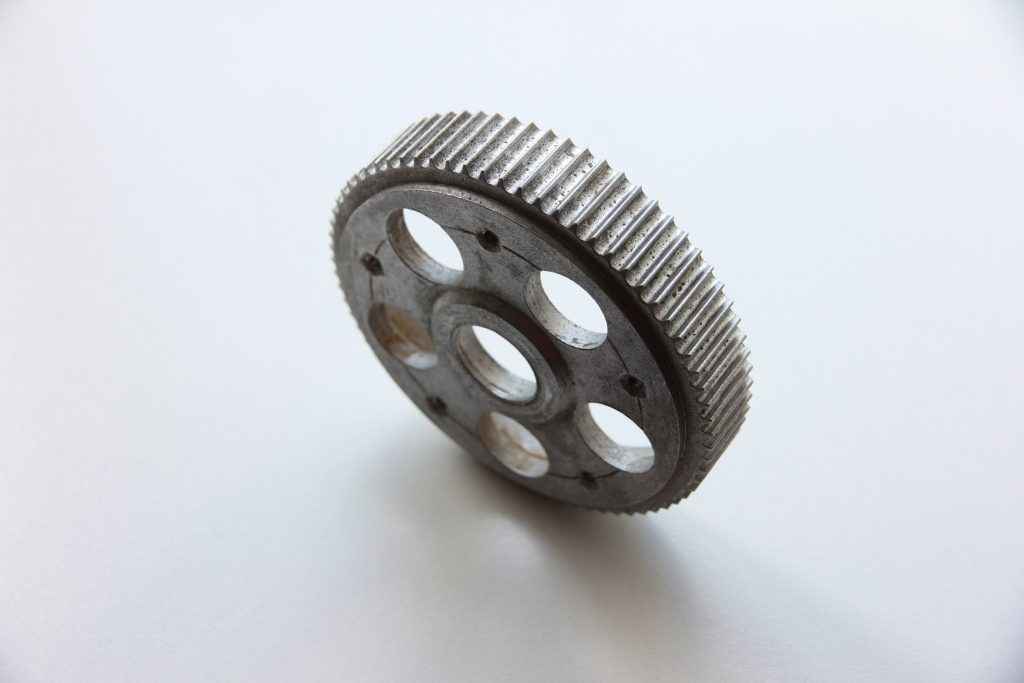 Endurance metalwork examples