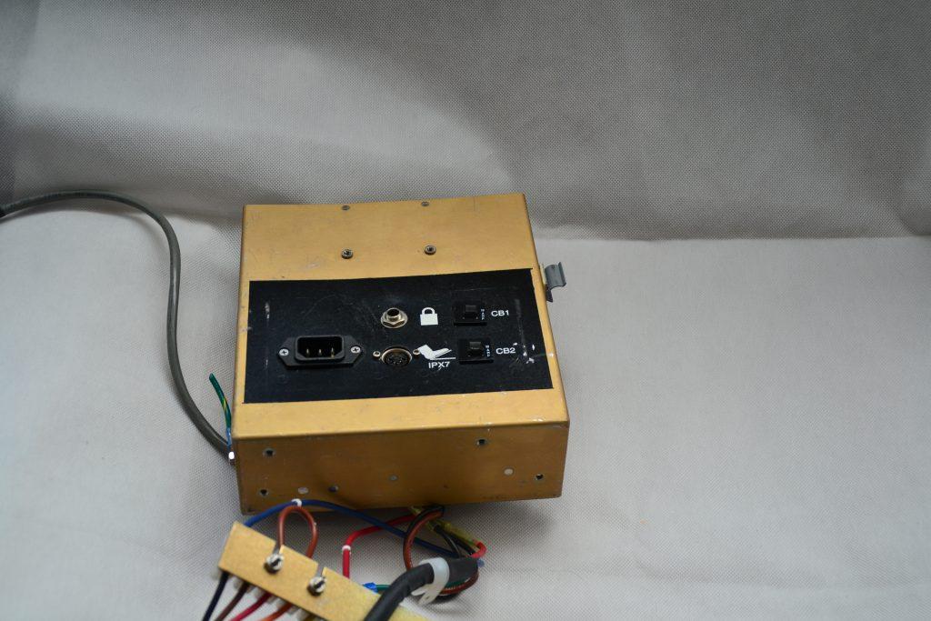 Laser repair.