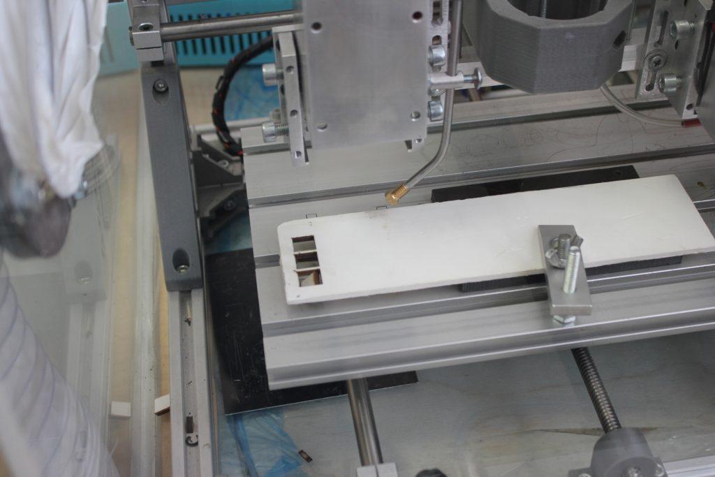 Cutting plastics with Endurance lasers (PVC, Acrylic)