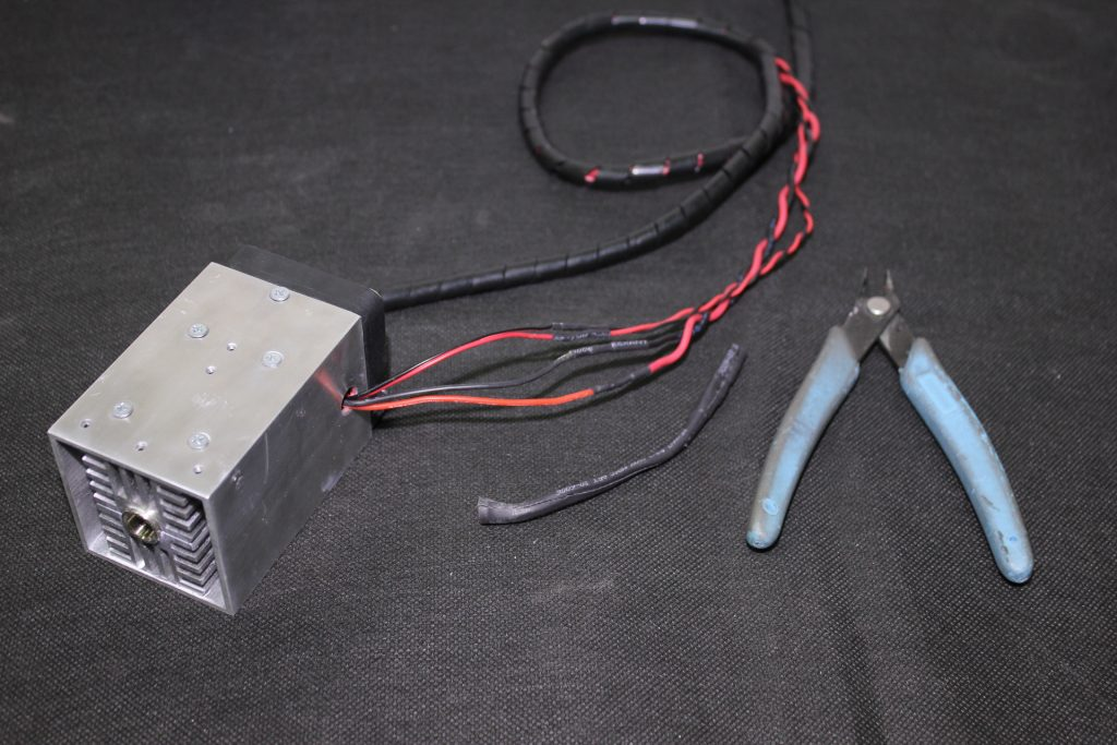 Replacing a laser diode. A detailed guidance. Settung up DC/DC step down converter