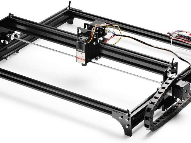 Installing The Laser on Genmitsu le5040 CNC Laser Engraver Machine