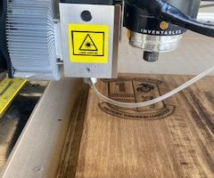 Running Endurance Laser on a CNC machine