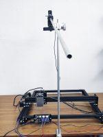 Using a camera in a lightburn software. Convert your smartphone camera into a webcam.