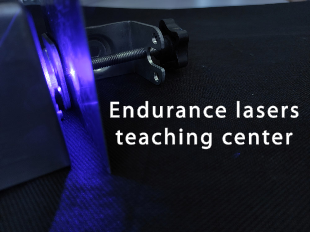 Endurance lasers teaching center. Questions and answers about lasers.