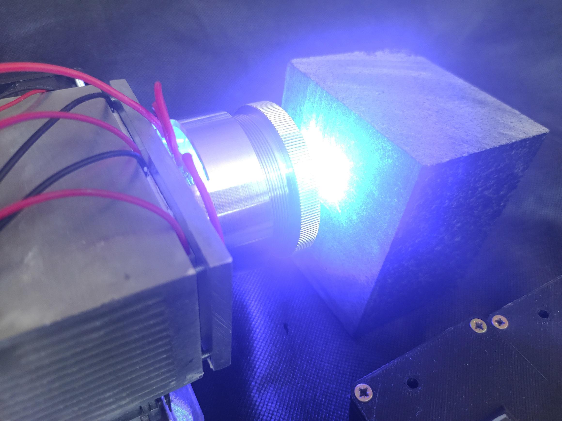 85 watt DIODE laser