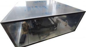 DIY laser / 3D printer enclosure.