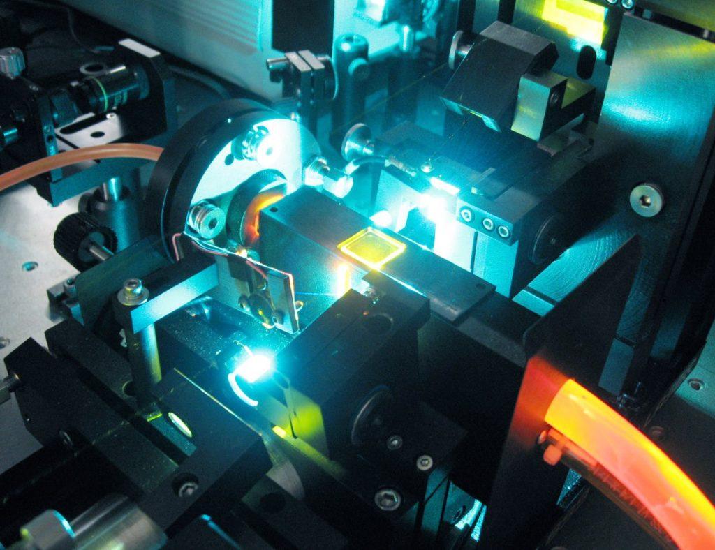 Dye laser