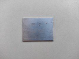 An Endurance 4 watt DPSS laser metal marking head