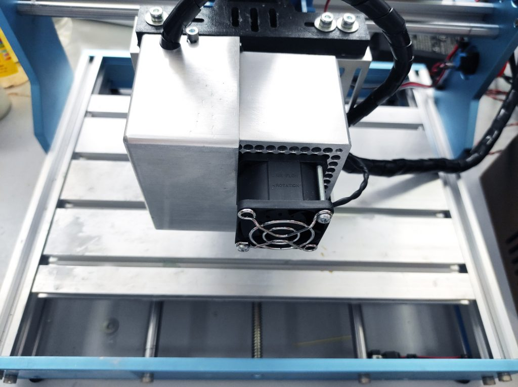 Thr Endurance CNC 3018 laser engraving / cutting machine / carving machine