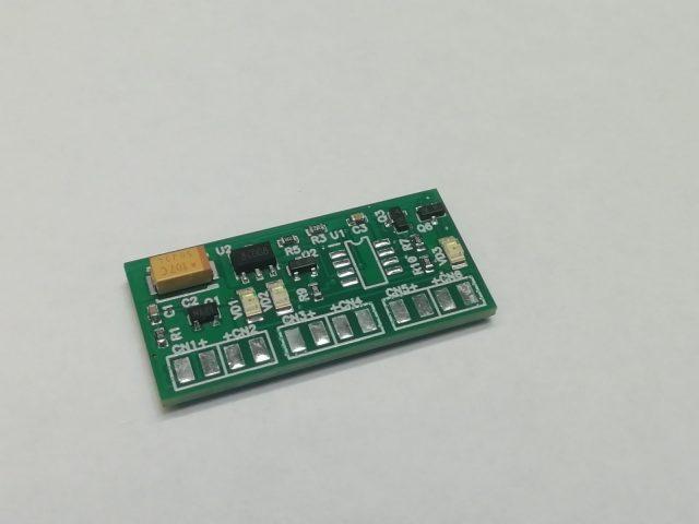 An Endurance thermal regulator for avoiding laser diode overheating