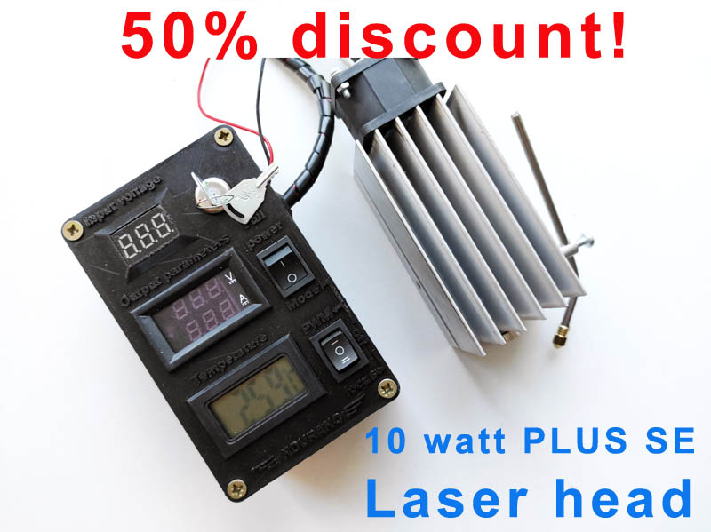 Endurance 10 watt PLUS SE. 50% discount!
