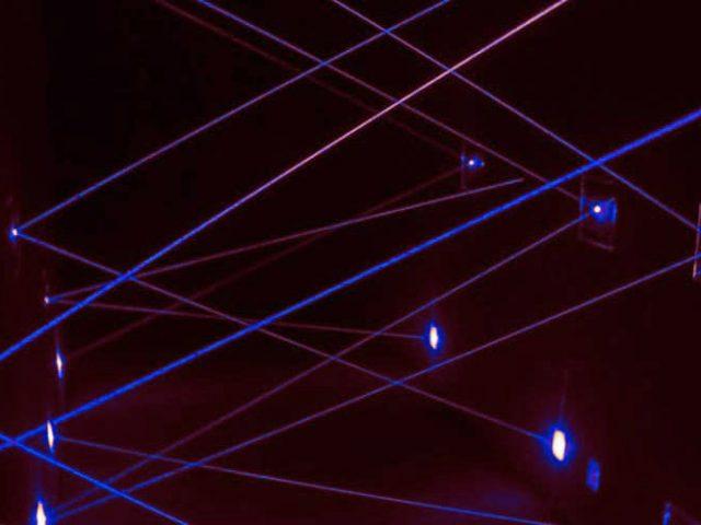 Endurance laser security (alarm) system