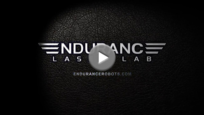 An Endurance Laser Box - ultimate tool for your diode laser.